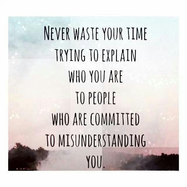 Bildergebnis für being misunderstood quote