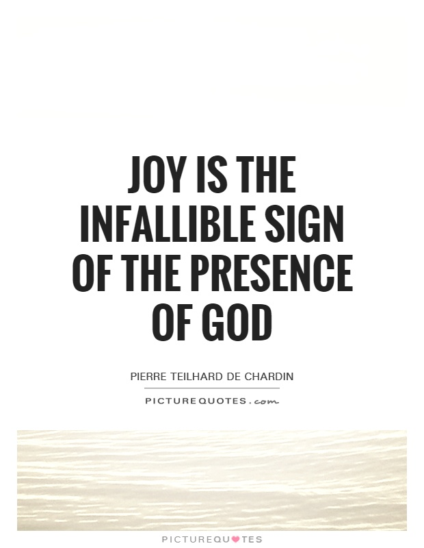 Image result for quote on Joy & God