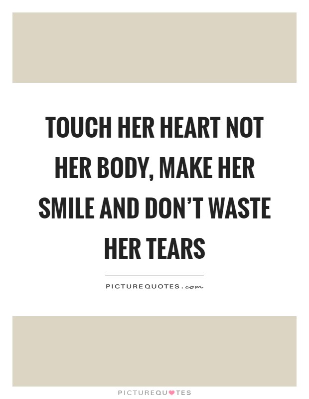 Smile Her Make Quotes