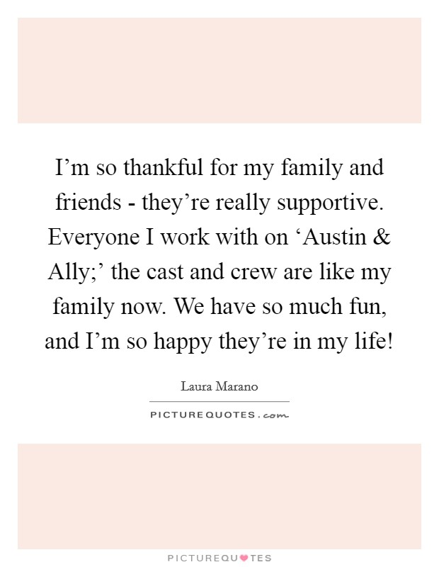 Thankful My Godly Friends And Family Quotes