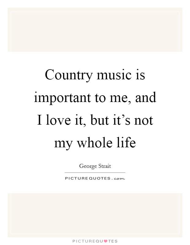 Song Love George Strait Lyrics