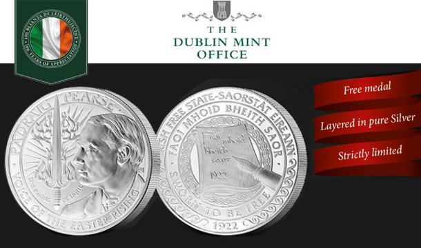 Dublin mint office michael collins