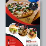 Restaurant Flyer Design Psd Free Download Pikbest