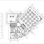 Restaurant Cad Floor Plan Decors 3d Models Dwg Free Download Pikbest