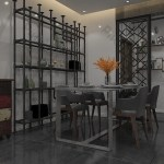 Industrial Style Restaurant Decoration Renderings Decors 3d Models Psd Free Download Pikbest
