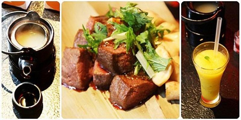 台中‧美食|1+1大於2的雙食主餐一次享受海陸佳餚 親子慶生最佳場所《藝奇新日本料理》
