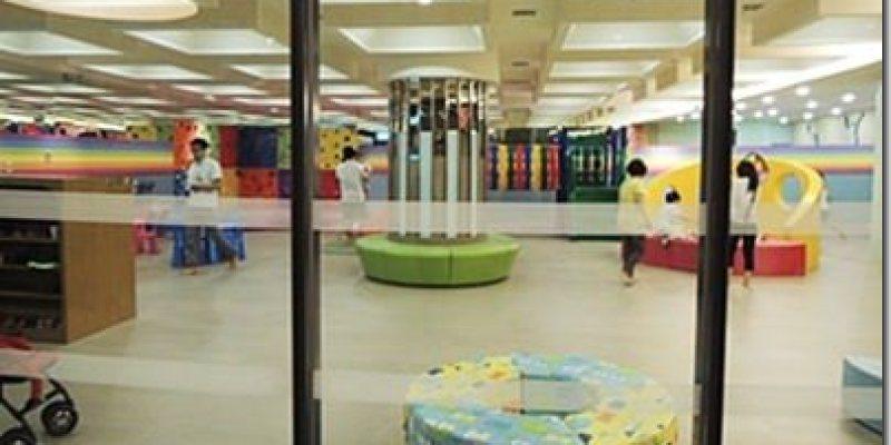 親子遊戲區‧新竹 小朋友最愛的煙波大飯店小彩虹俱樂部、游泳池