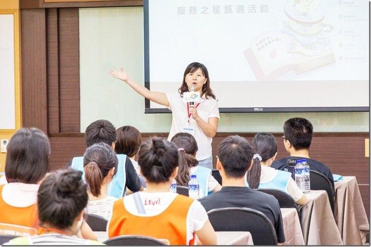 活動紀錄|【WISE 服務之星甄選活動】拓展國際視野是未來孩子們的首要課題