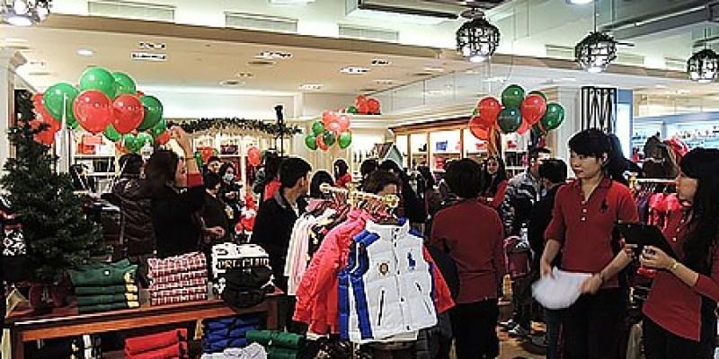 活動|小企鵝第一次的聖誕趴就獻給了Ralph Lauren Kids
