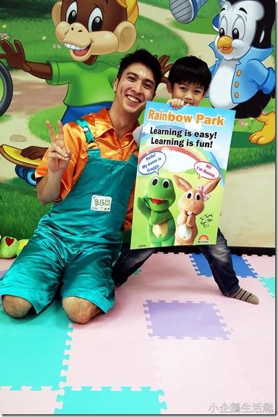 寰宇家庭 迪士尼美語世界|【彩虹樂園】親子一同遊戲中快樂學英文