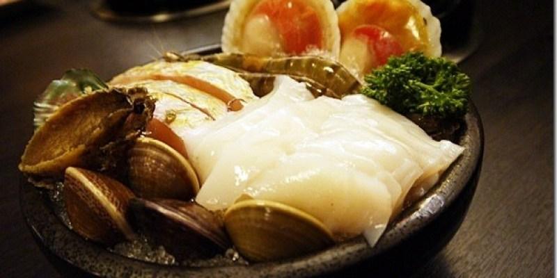 豐原‧美食|店內氣氛媲美輕井澤的豐原火鍋《鍋無二極鮮鍋物》
