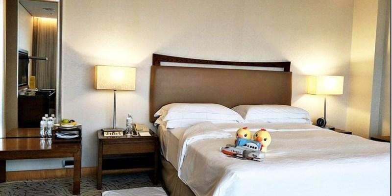 台中。住宿 【裕元花園酒店】親子一同泡澡看高鐵享受大台中的百萬夜景