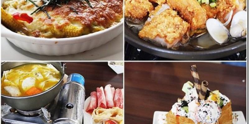 彰化‧田中。親子餐廳|【話題生活飲食館】平價好吃又有個小遊戲室可以溜小孩 古早味的芋粿巧跟米苔目超特別!!