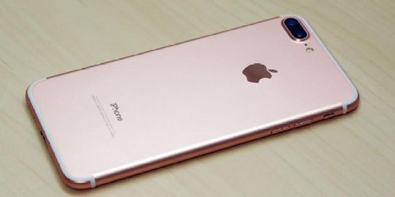 【轉分享】[Unbox] iPhone7 Plus 玫瑰金新機開箱!來試試全新支援3CA到底能跑多快!