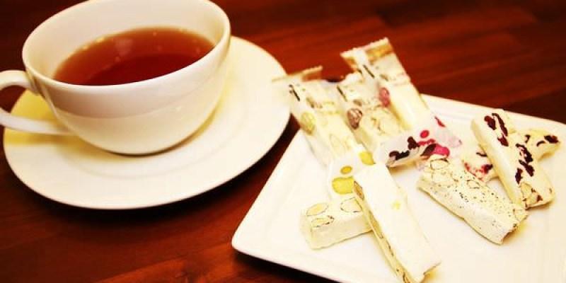 宅配美食 【樂甜烘焙廚房】過年過節的最年節禮盒-手作牛軋糖 南棗核桃糕
