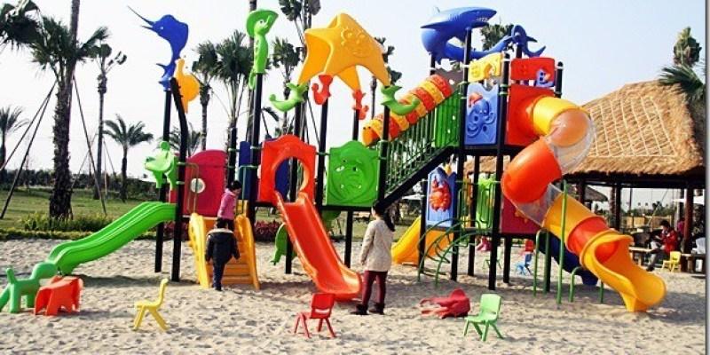 嘉義‧大林。景點 巴里島風的沙灘搬到嘉義囉~《諾得健康世界休閒生態園區》