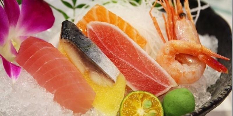 員林。美食|【食觀天下婚宴會館】精緻日式料理套餐 滿足每張挑剔的味蕾