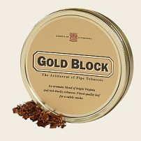 Gold Block Pipe Tobacco