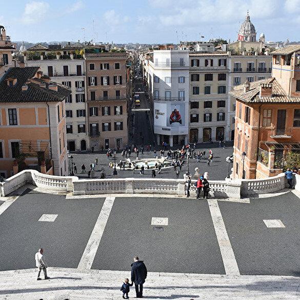 Koronavirüs paniği sonrası Venedik hayalet şehre döndü
