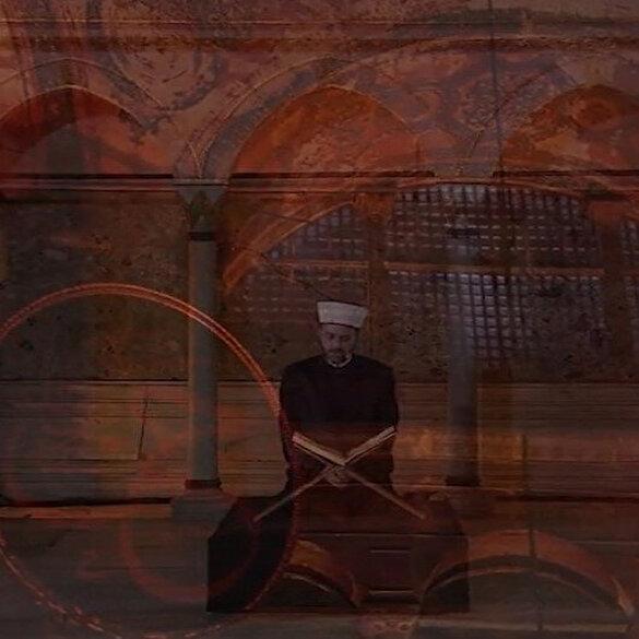 Ayasofya'da 'Fetih Suresi' sesleri yükseldi