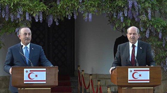 Ο Πρόεδρος της ΤΔΒΚ Έρσιν Τατάρ: Τουρκοκύπριος λαός είπε μπράβο