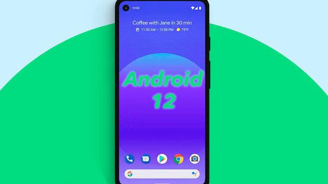 Android 12'de mikrofon ve kamera nasıl devre dışı bırakılır?