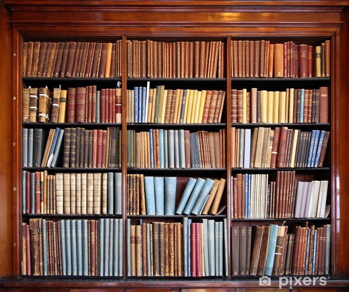 papier peint vieille etagere bibliotheque pixers nous vivons pour changer