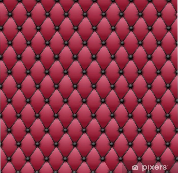 rideau occultant chesterfield tissu capitonne noir et rose pixers nous vivons pour changer