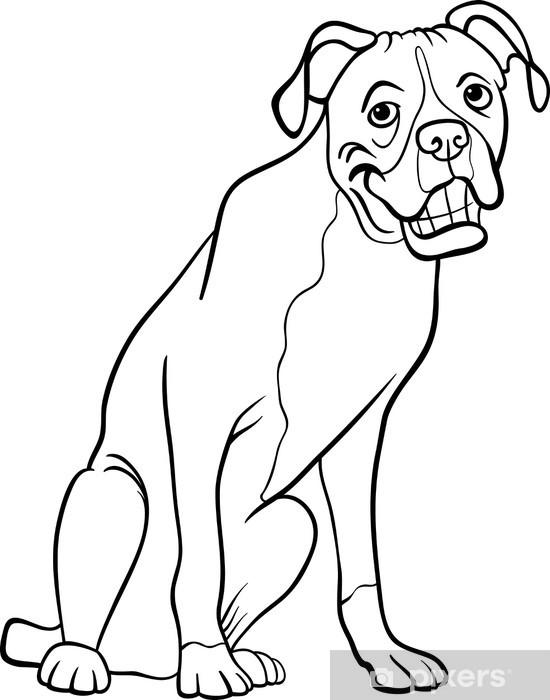 Dibujos Animados Para Dibujar Perritos On Log Wall