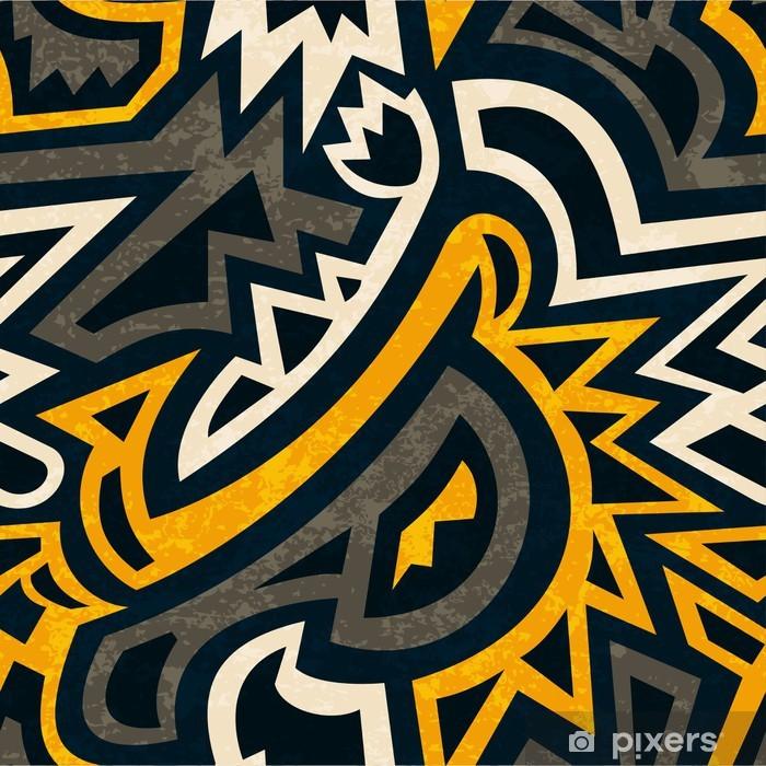 papier peint africain motif geometrique parfaite avec effet grunge pixers nous vivons pour changer