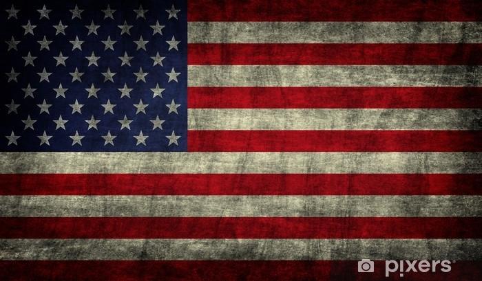 tapis de bain drapeau usa grunge pixers nous vivons pour changer