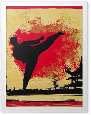 taekwondo posters taste the sport