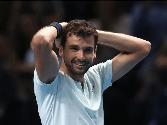 The Bulgarian is still in the top ten in the world but just barely, and he's looking nothing like the player who was ranked third in the world at the end of 2017. He won four titles in 2017 but none this year. There is no question that Dimitrov has the talent, but 2019 will probably conclusively answer the question of whether he's a good player or a top player.