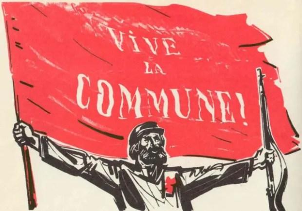 La comuna de París fue la primera experiencia de Gobierno socialista en Europa,compuesta por al menos 92 delegados sujetos a revocación que debían responder al mandato popular. El Consejo Comunal incluía obreros, artesanos, pequeños comerciantes y profesionales de diversas tendencias políticas desde socialistas, anarquistas e independientes.