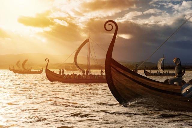 Las familias vikingas podían tener entre dos y tres esclavos, sin embargo, eran muy flexibles en cuanto a su liberación; estos podían pagársela o ganársela de acuerdo a los compromisos realizados con sus amos.-