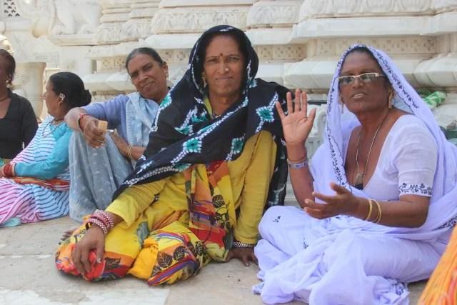 Los hijras son considerados bendecidos por los dioses.