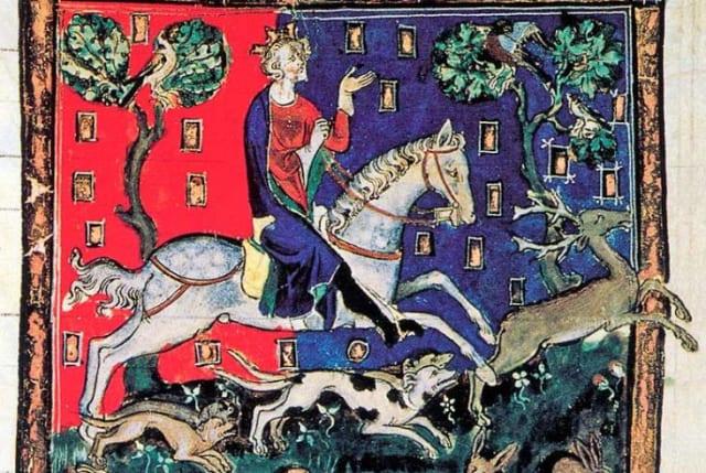 El nombre de Juan sin Tierra le fue dado porque no se esperaba que llegase a gobernar nunca o, según otra teoría, porque durante su reinado tuvo que enfrentarse tanto a los franceses como a sus propios barones.-