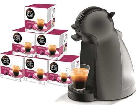 auchan cafetiere dolce gusto piccolo