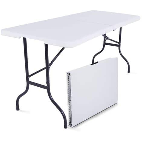 leclerc table pliante largeur 180 cm
