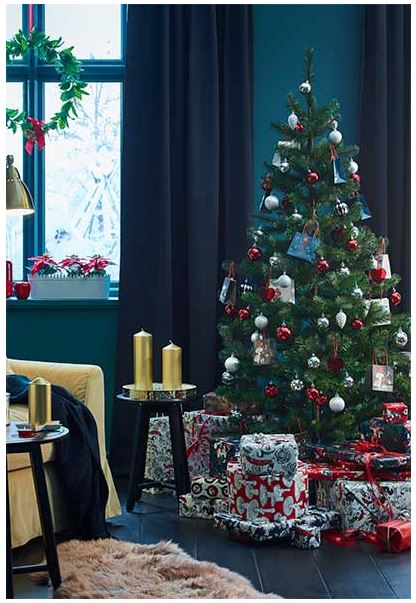 Sapin Ikea Noel 2019 Prix 24 99 20 Rembourses En Bon D Achat