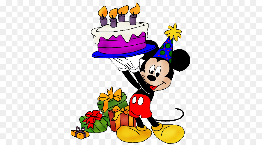 Mickey Mouse Birthday Png Free Mickey Mouse Birthday Png Transparent Images 30108 Pngio