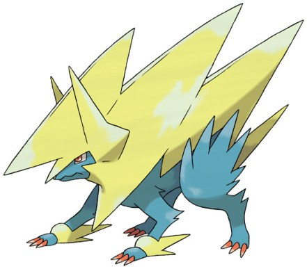 Image result for manectric