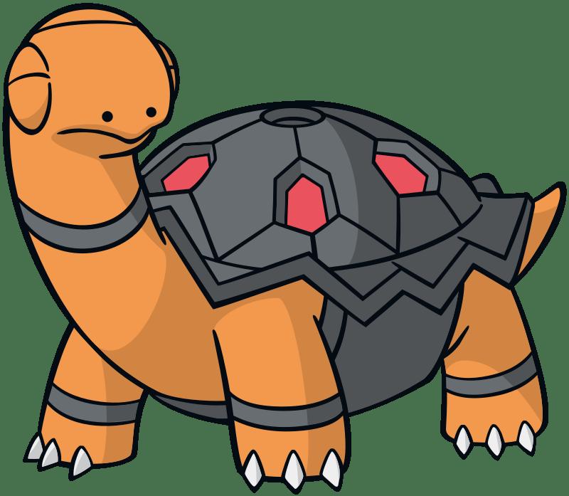 Pokemon Torkoal Evolution Chart