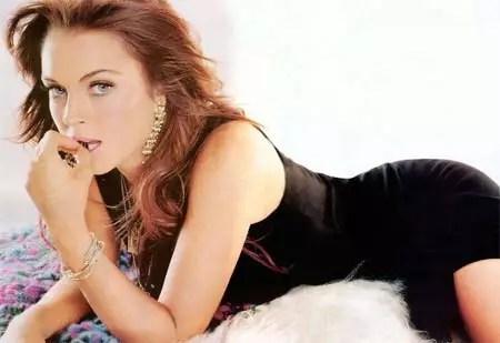 Fotos Sensuais de Lindsay lohan