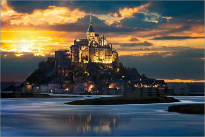 Image result for mont saint michel