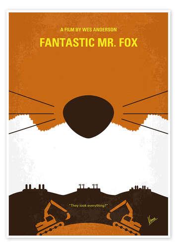 premium poster fantastic mr fox