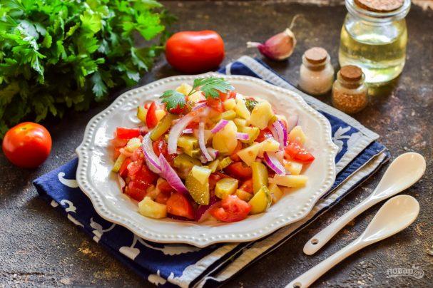 Селянский салат