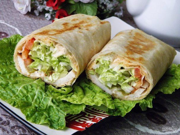 shaurma klassicheskii recept 336615 - Shawarma (the classic recipe)