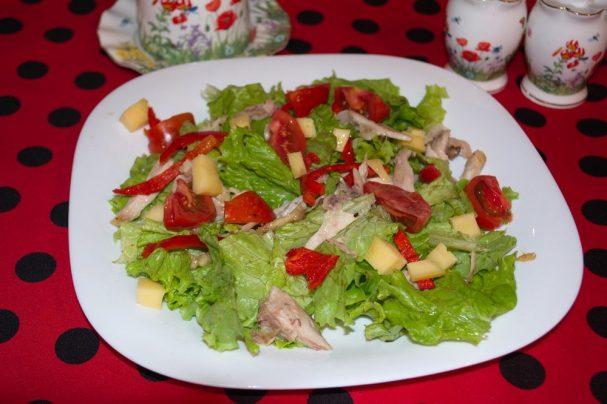 "salat quotkoko shanelquot 225469 - Salad ""Coco Chanel"""