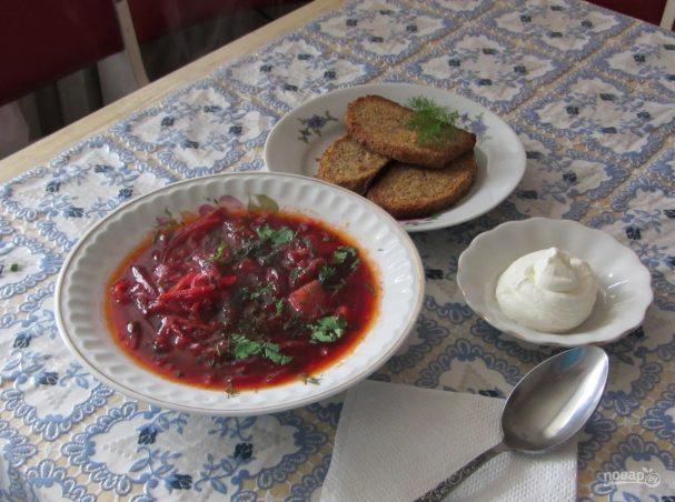 pp borsh bez myasa 460704 - PP-soup without meat
